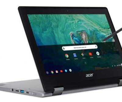 Acer announces $349 Chromebook Spin 11 with 360-degree hinge and USB-C