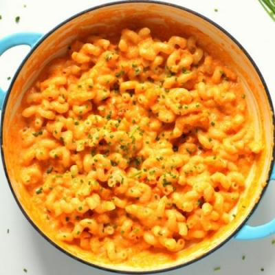 Smoky Butternut Squash Mac and Chee