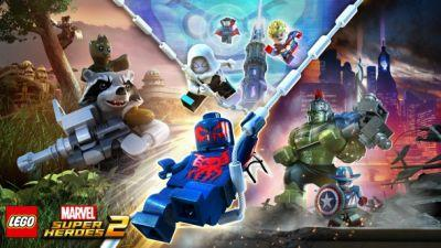 Lego Marvel Super Heroes 2 Takes To The Future & The Past