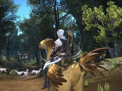 Final Fantasy XIV's Heavensward Expansion Is Free Until The End Of June