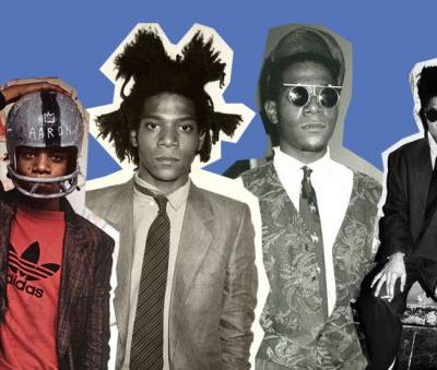 Art and style: how to dress like Jean-Michel Basquiat