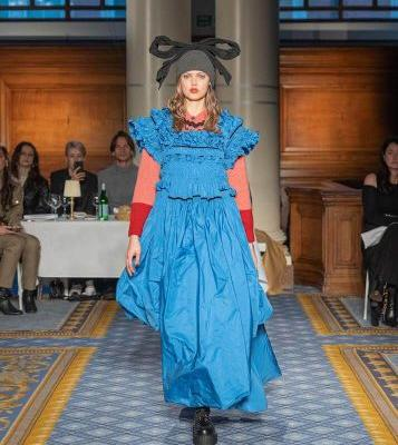 Molly Goddard: Ready-to-wear AW20