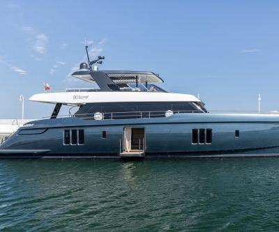 Rafael Nadal just had a custom 80-foot yacht delivered to him at home in Mallorca. Take a look inside the tennis pro's sleek new catamaran
