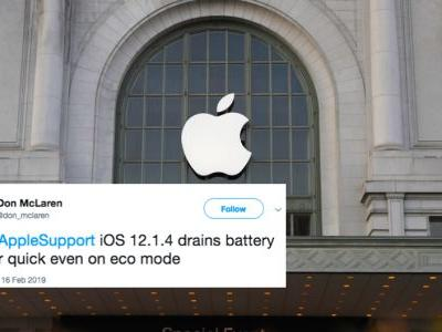 Is Apple's iOS 12.1.4 Update Draining My Battery? Some Users Are Reporting Problems