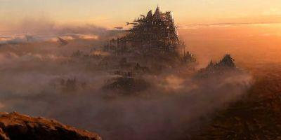 Peter Jackson Reveals Mortal Engines Movie Concept Art