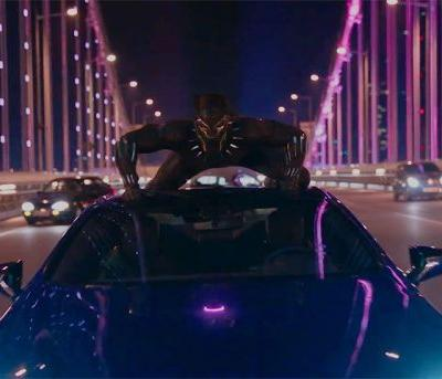 Hail to the King with 100 Black Panther Trailer Screenshots