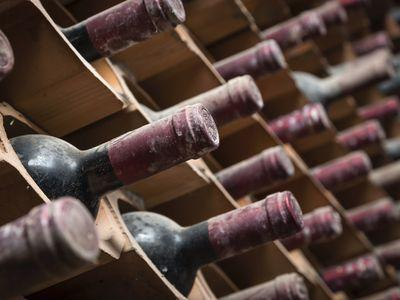 World's Most Expensive Bottle of Wine Sells for $350K at Auction