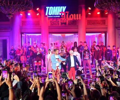 Tommy Hilfiger Debuts The New Collaboration with Formula Superstar Lewis Hamilton