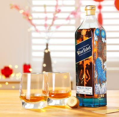 Johnnie Walker heralds the Year of the Pig with a limited-edition bottle