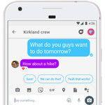 Google Allo update adds option to react to messages in chat