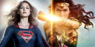 Wonder Woman Promo Featured on Supergirl Season 2 Finale