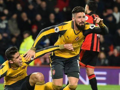 Dramatic Bournemouth comeback showed Arsenal should have done better - Giroud