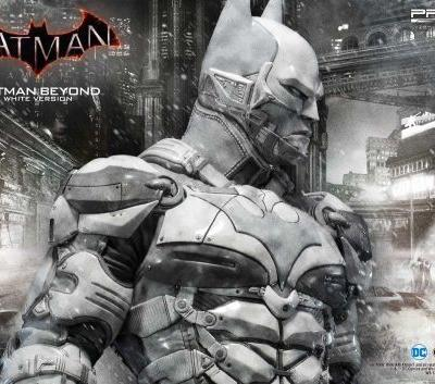 New $900 Batman: Arkham Knight Statue Is Too Cool For Color
