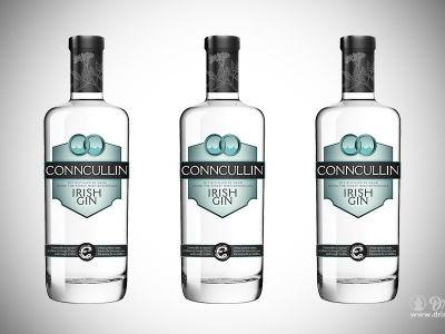 The Story of Irish Gin: Conncullin by Connacht