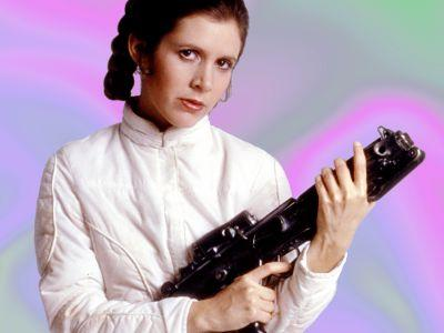 Behind The Buns: Why Carrie Fisher - & Princess Leia - Are Feminist Icons