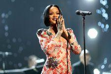 Rihanna Says She's Back 'In the Studio' Making New Music