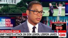 Don Lemon Calls Out Melania Trump: 'She Was A Birther, Too'