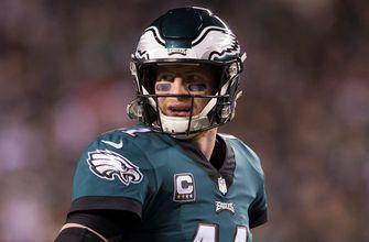 Cris Carter still believes in Carson Wentz despite the Eagles disappointing season