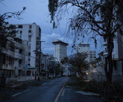 An island-wide power outage just hit Puerto Rico - the first since Hurricane Maria