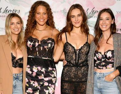 Victoria's Secret launches exclusive collection with For Love & Lemons