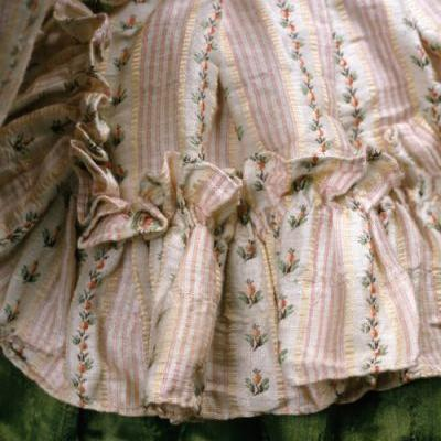 Up Close: Jacket & Petticoat, c.1785 & 1750s-1770s