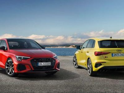 2021 Audi S3 Sportback and Sedan Revealed With 306 HP