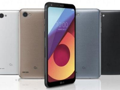 LG Q6 Plus now available in India with 4GB RAM, 64GB storage