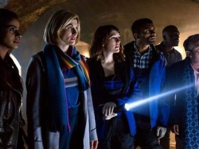 'Doctor Who' New Year's Day Special: Team TARDIS Save the World