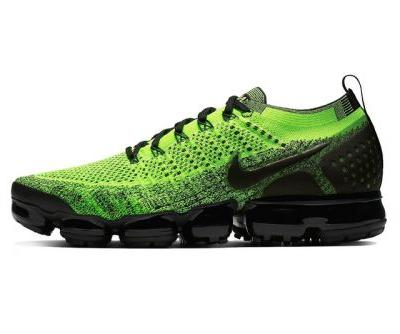 """This Nike Air VaporMax 2 Stands out in """"Neon Green"""""""