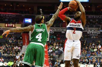 Washington Wizards Unable To Keep Up With Boston Celtics On Road