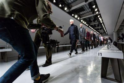 London Fashion Week Men's: Oliver Spencer Explains the Connection Between Music and Fashion
