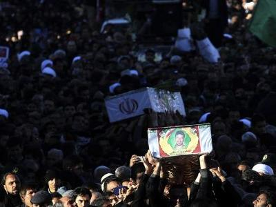 Iran points to Pakistan after deadly attack on Guard