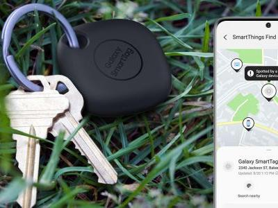 Ahead of AirTags, Samsung's SmartThings Find can now locate secretly-placed SmartTags