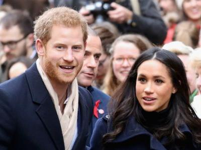 Prince Harry & Meghan Markle to marry on same day as FA Cup final