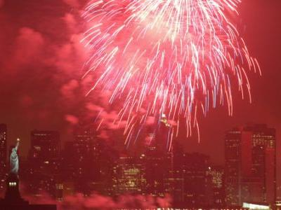 For Independence Day Fireworks, U.S. Depends On China