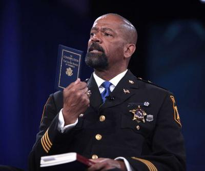 Former Sheriff David Clarke must revise thesis or risk losing degree, docs reveal
