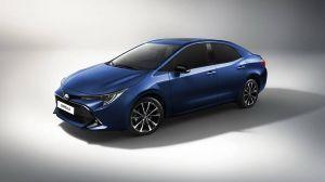 New Toyota Corolla Teased Ahead of China Unveil