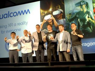 Qualcomm introduces a dedicated chipset for mass market AR and VR headsets