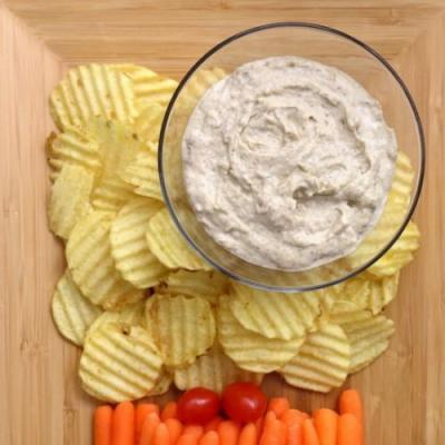 Caramelized Onion Ranch Dip
