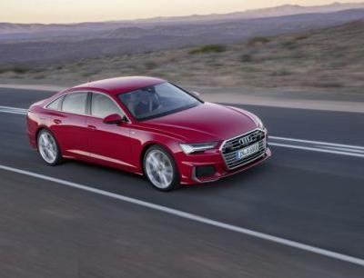 The New Audi A6 Is Here and Ready to Renew Its Rivalry with the E-class and 5-series