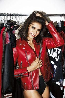 Introducing Nina Dobrev As Our Harper Cover Star The sci-fi