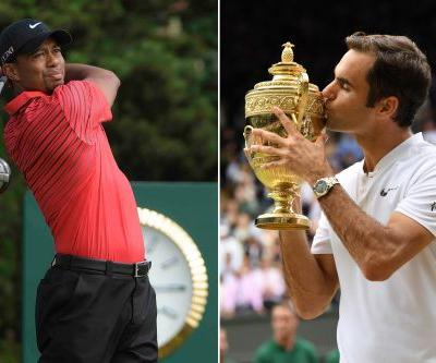 Why sports stars like Tiger Woods and Roger Federer champion luxe watch brands