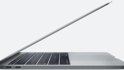 Apple bumps entry MacBook Pro to 4-core CPU and Touch ID, cuts Air price