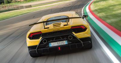 Lamborghini Huracan Performante Review: The Supercar That Made Me Cry With Happiness