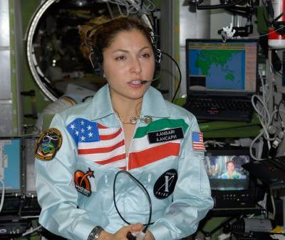 Five Questions For. Anousheh Ansari, Tech CEO & Space Traveler