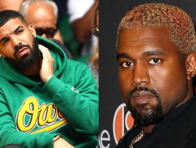 Kanye West's Latest Tweets About His Drake Feud Are So Confusing