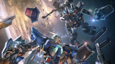 Gundam Versus E3 Hands On Preview - Addictive Arcade Mech Action
