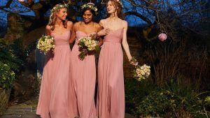 Say hello to the perfect bridesmaids dress, and it's only £85