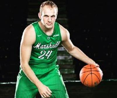 Twitter falls in love with Marshall senior rocking a dad bod