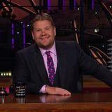 Influenced by TikTok, James Corden's Middle Part Will Haunt Me in Perpetuity